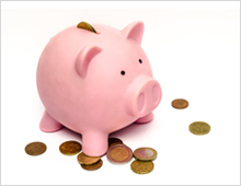 A link to our Savings and Investments page